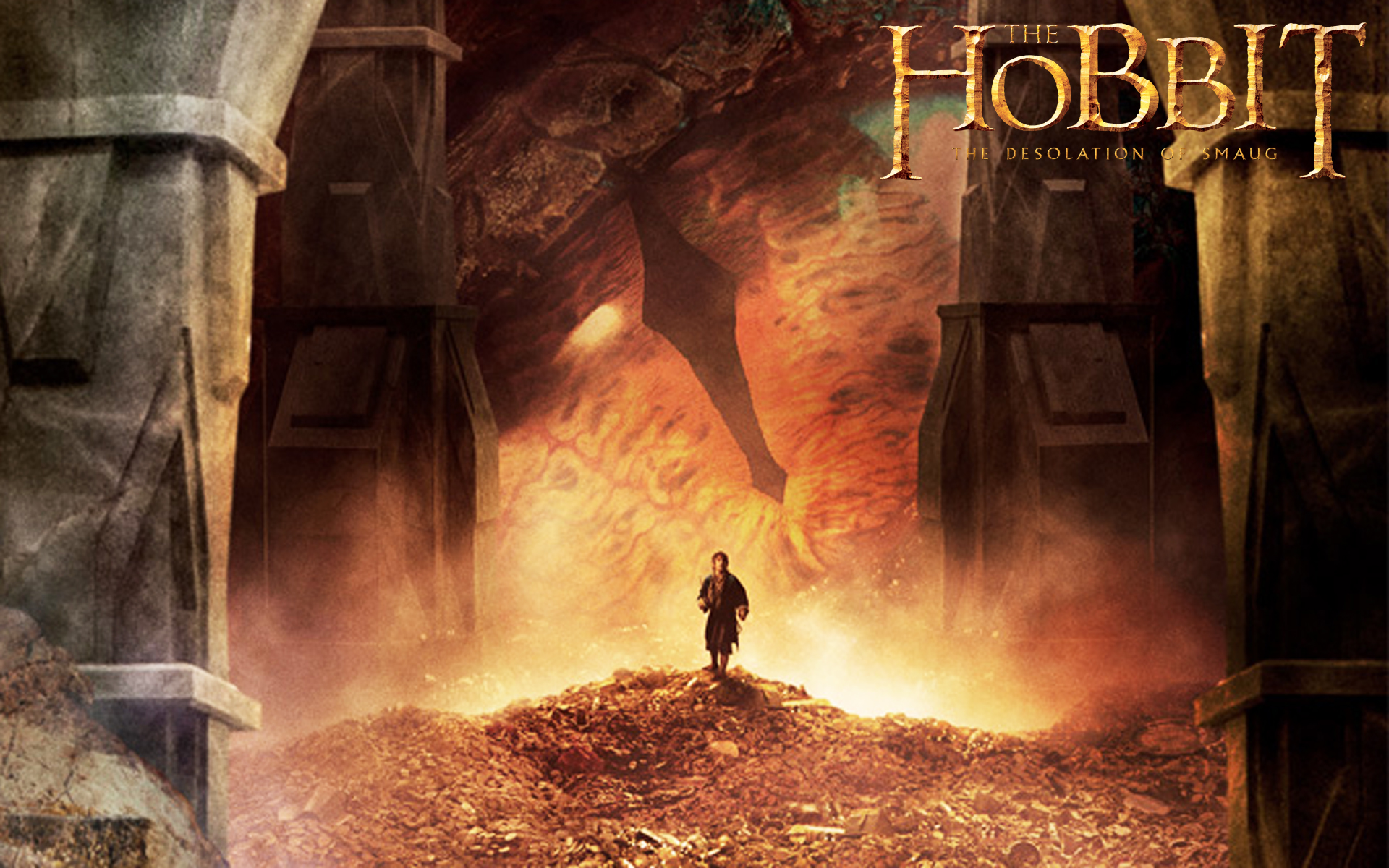 The Hobbit The Desolation of Smaug Wallpaper   The Hobbit Photo 1920x1200