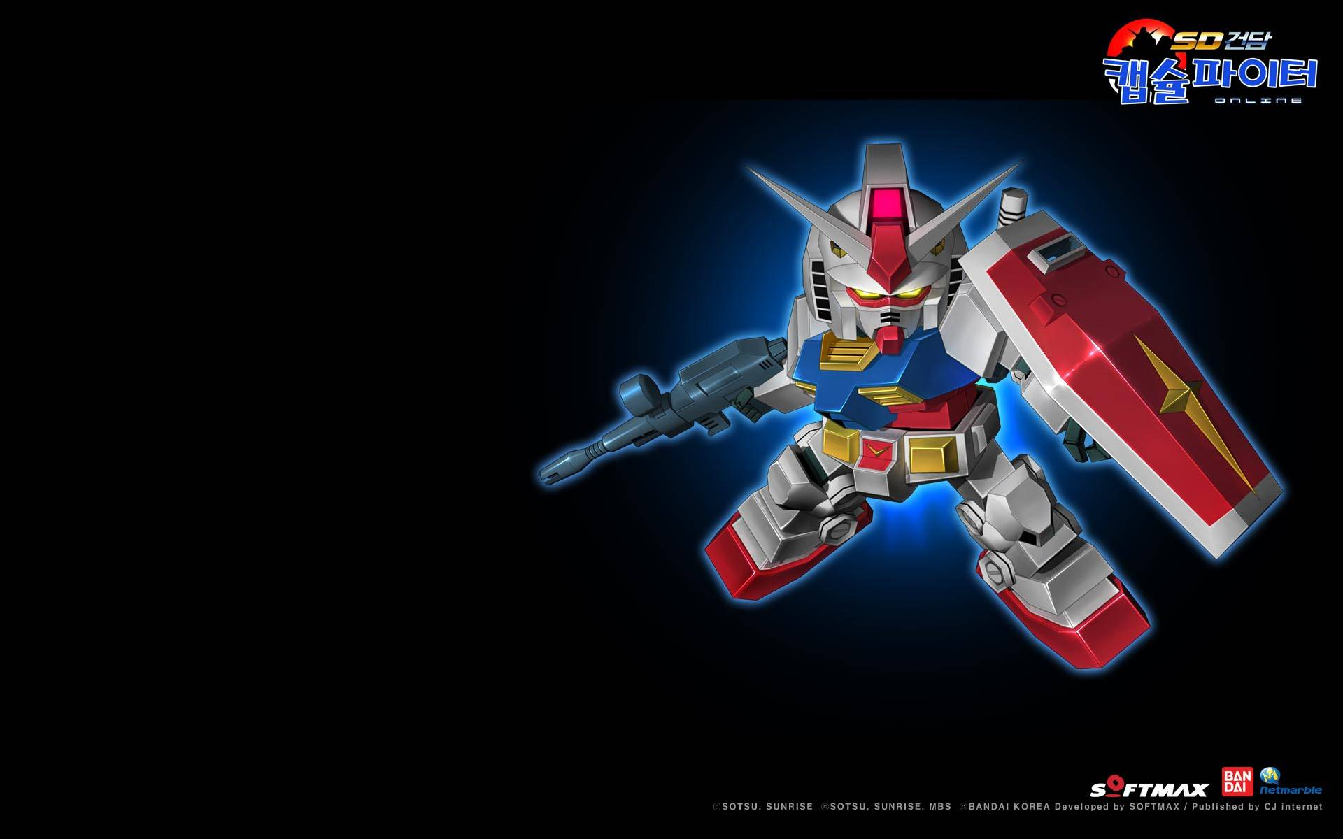 sd gundam wallpaper Photo 1920x1200