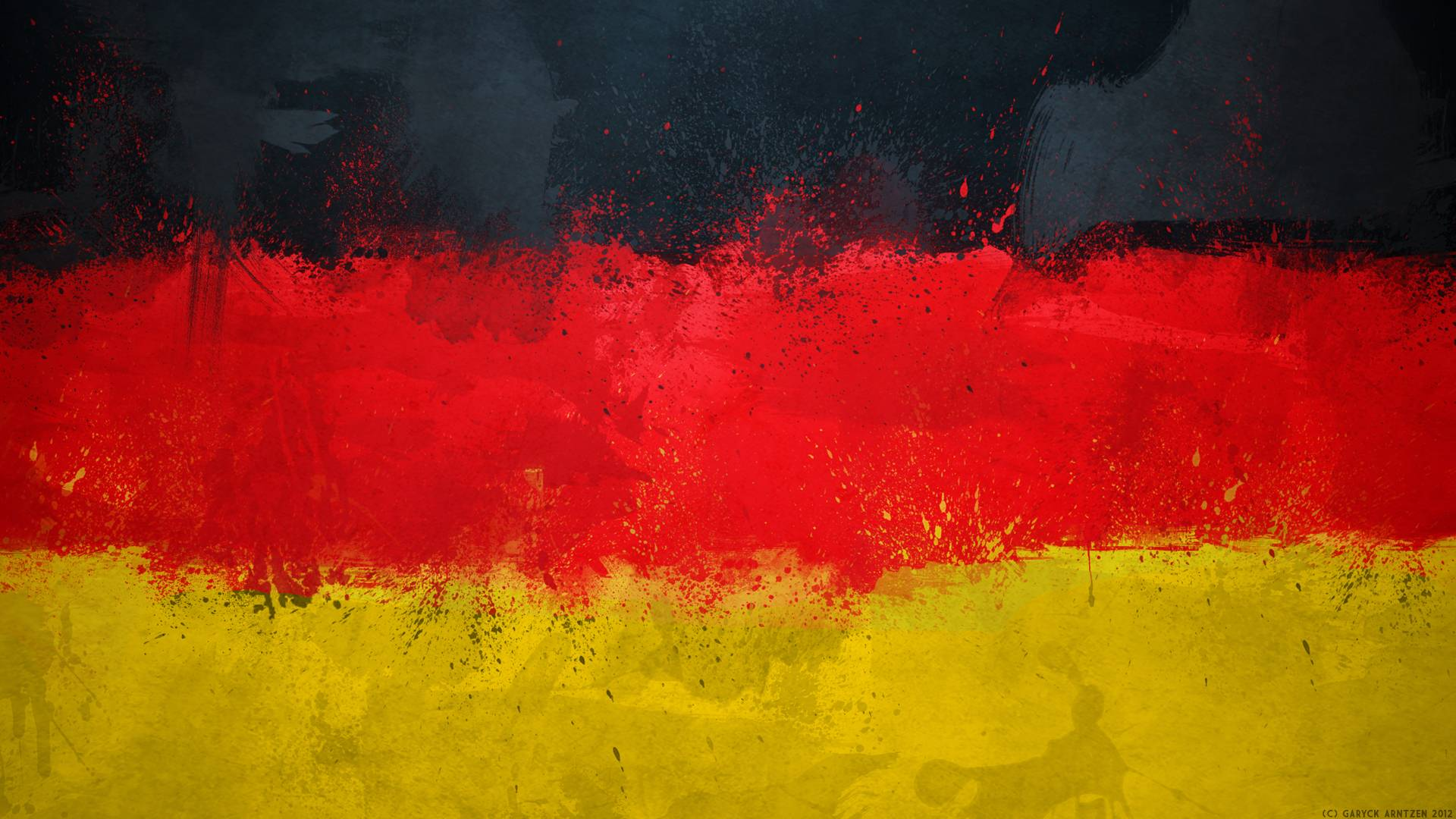 Germany Flag Wallpapers 2015 1920x1080
