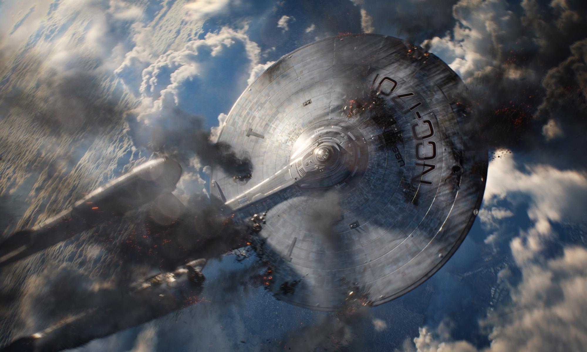 Star Trek Into Darkness Computer Wallpapers Desktop Backgrounds 2000x1200
