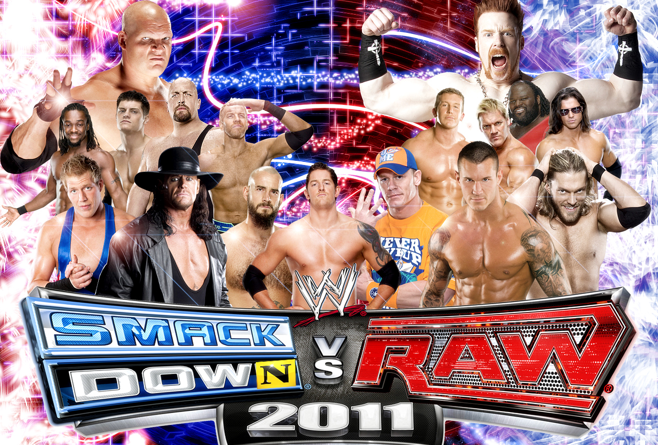 50+] WWE Smackdown vs Raw Wallpaper on WallpaperSafari