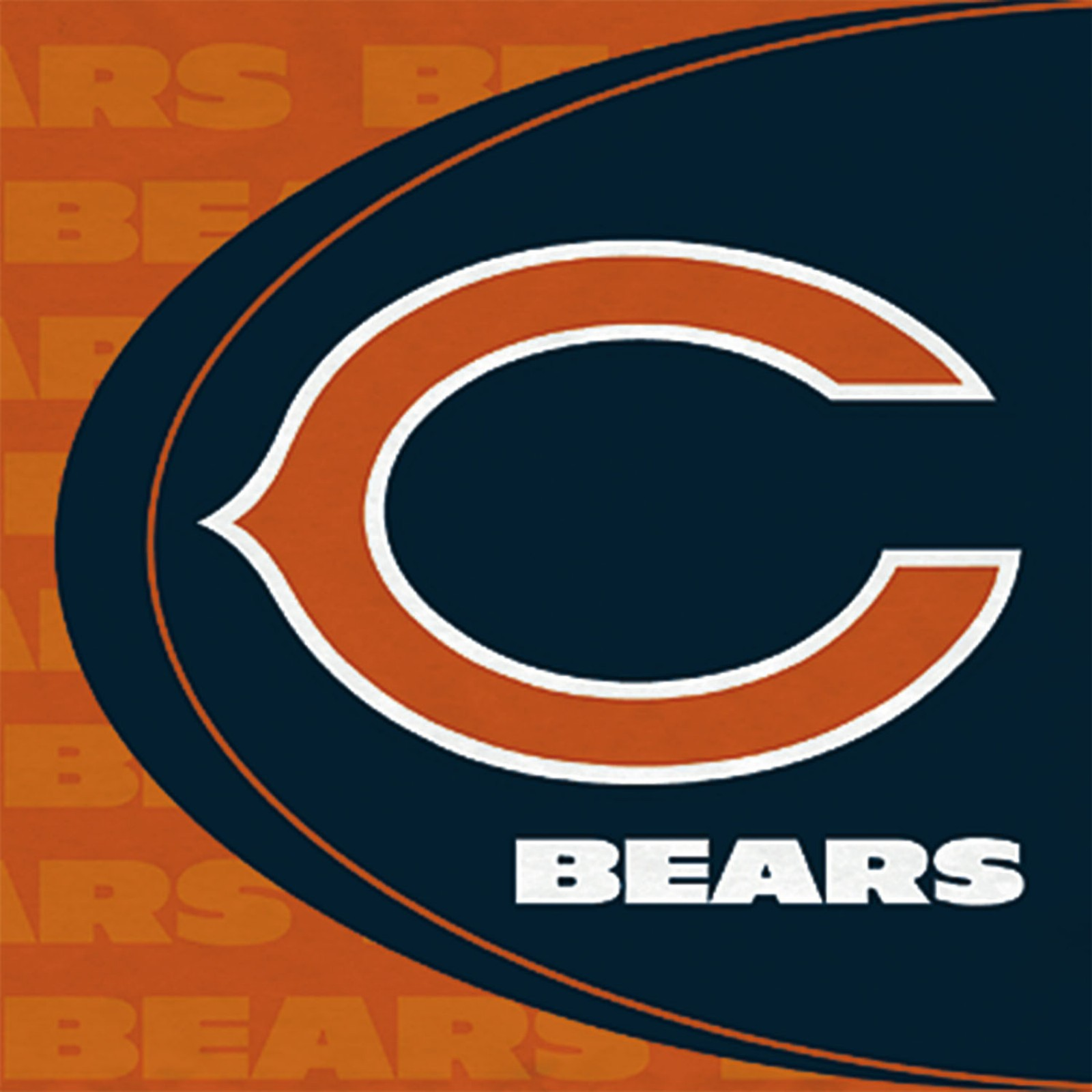 Chicago Bears Digital Software Blogging and Games 1600x1600