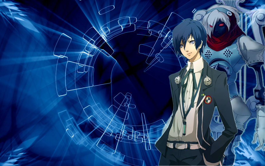 Persona3 Wallpaper 4k Thanatos: Persona 3 Fes Wallpaper
