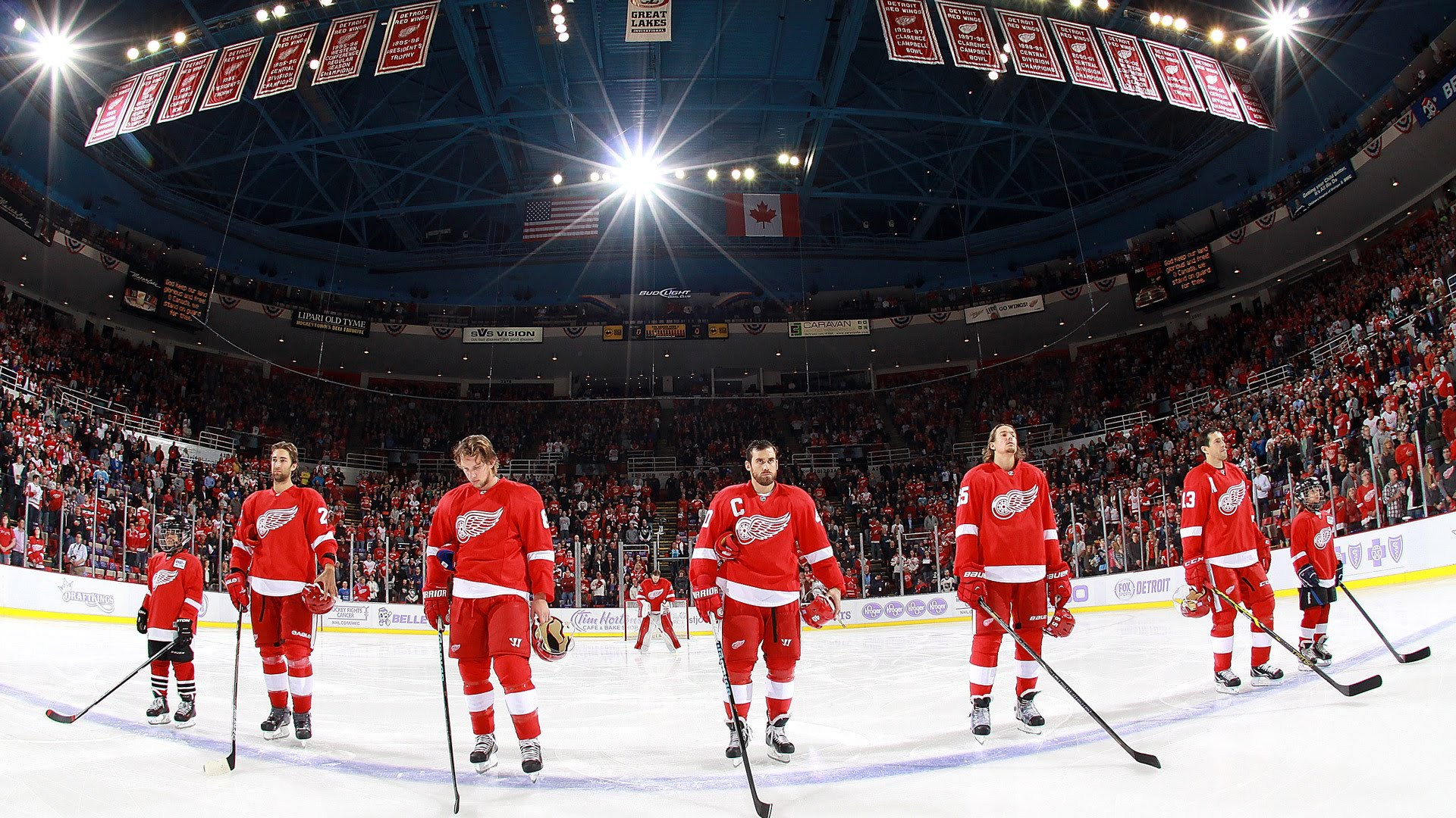 Detroit Red Wings Wallpapers Images Photos Pictures Backgrounds 1920x1080