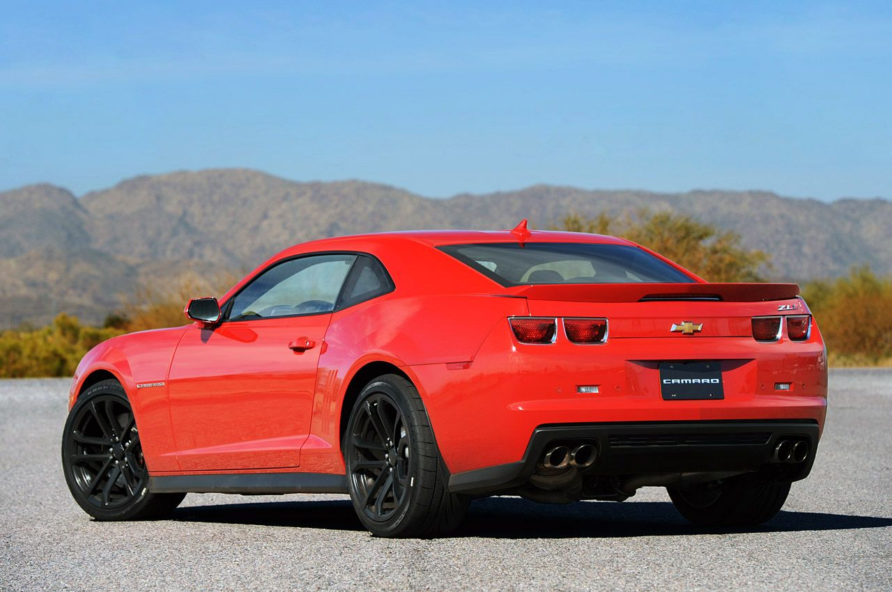 2015 Chevy Camaro ZL1 Desktop Wallpaper HD Car Wallpapers 1280x850