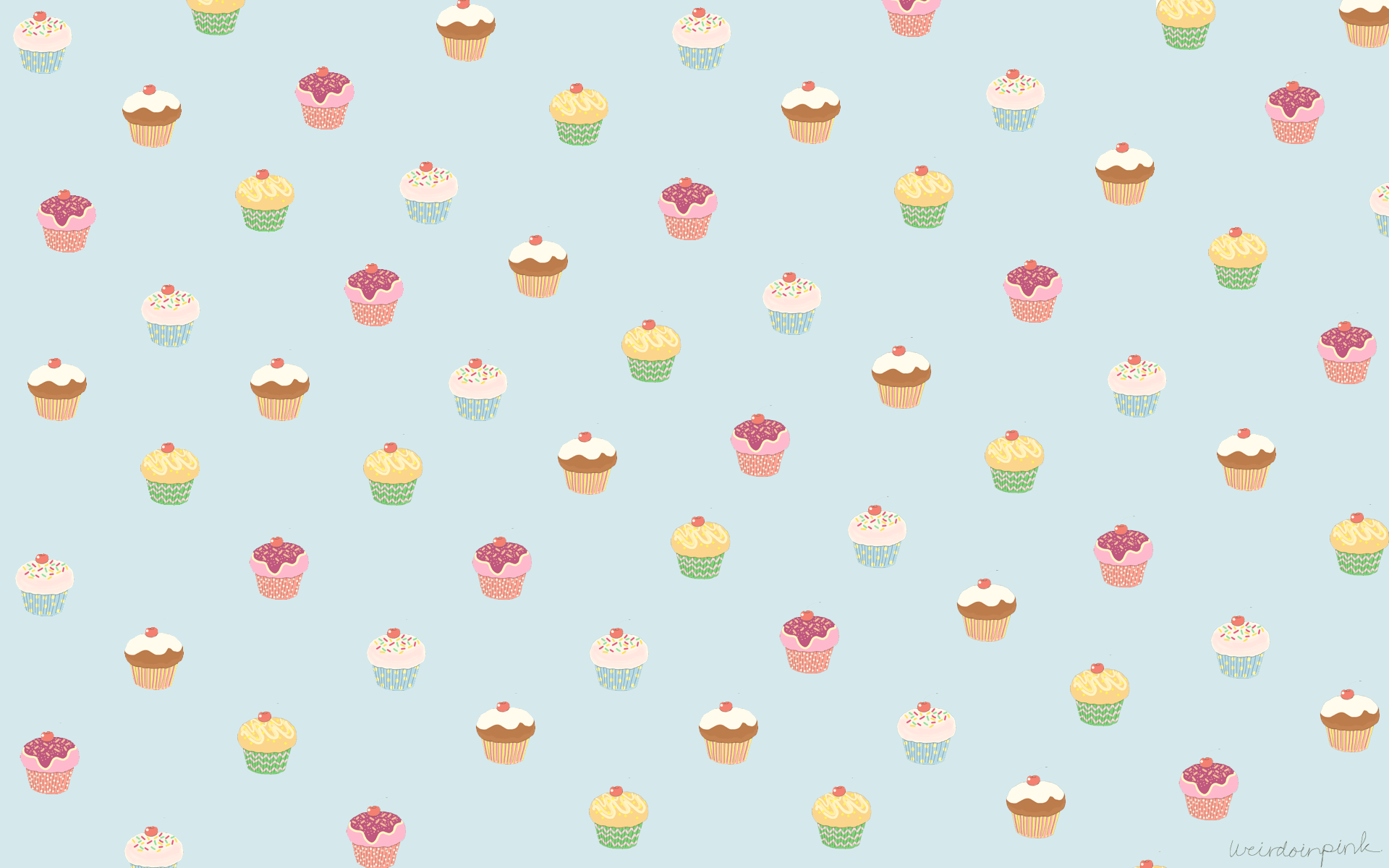 Cupcake Wallpapers 1920x1200