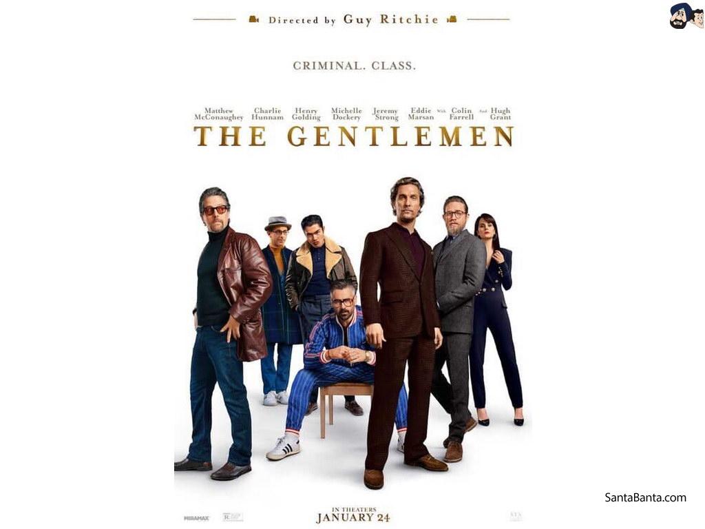 The Gentlemen Movie Wallpaper 7 1024x768