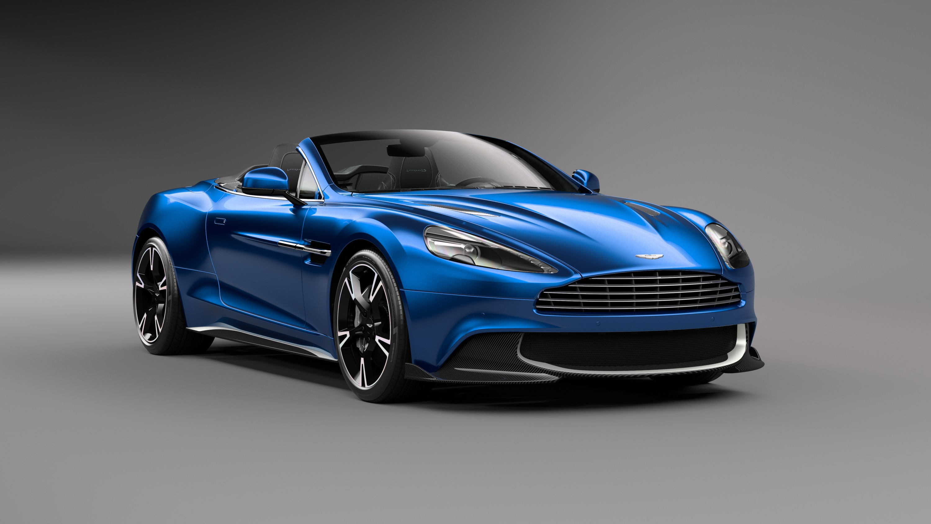 2018 Aston Martin Vanquish S Volante Wallpaper HD Car Wallpapers 3000x1688