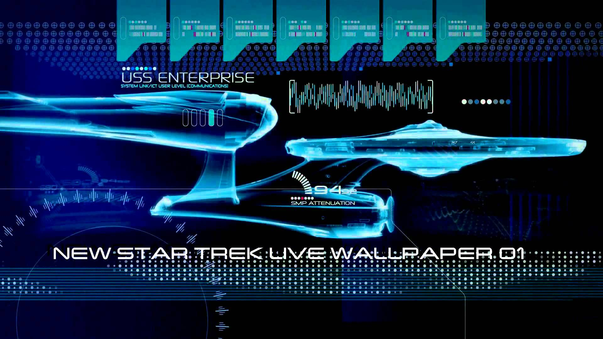49 Star Trek Live Wallpaper On Wallpapersafari