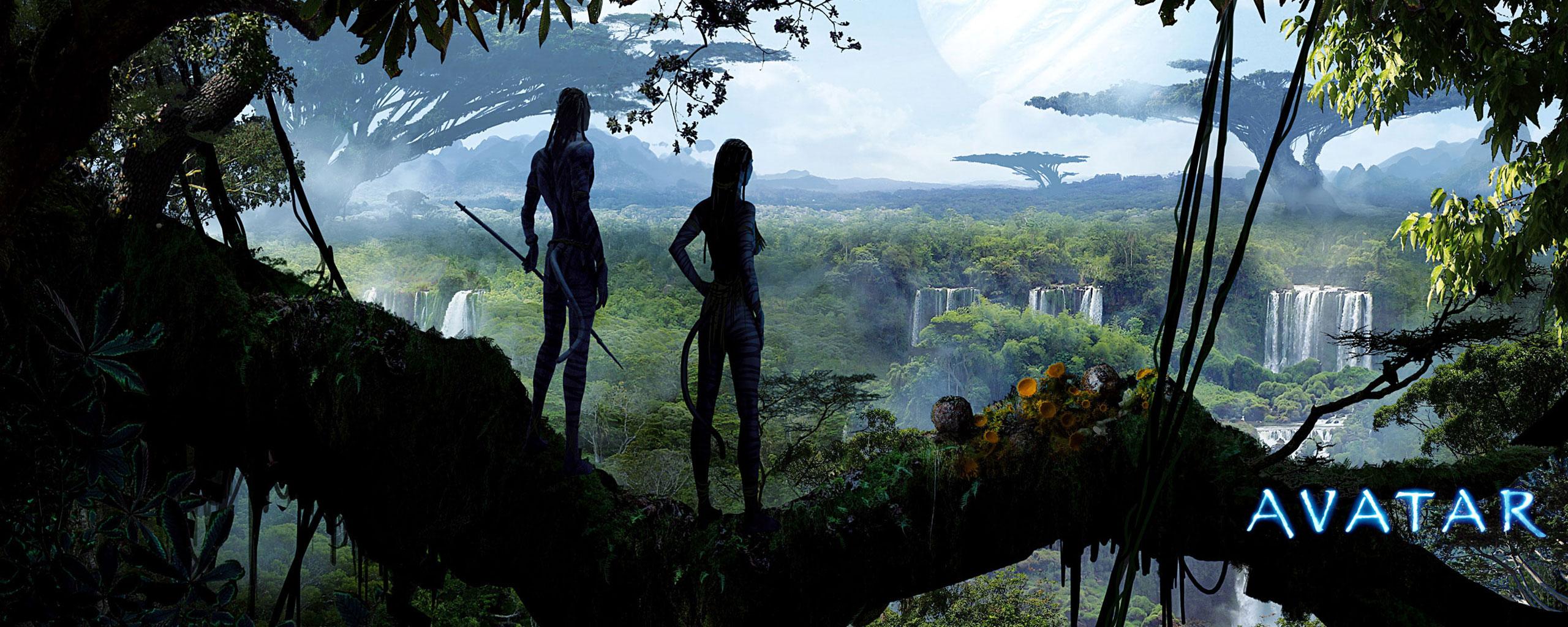 Wallpapers   Avatar Movie Dual Screen wallpaper 2560x1024