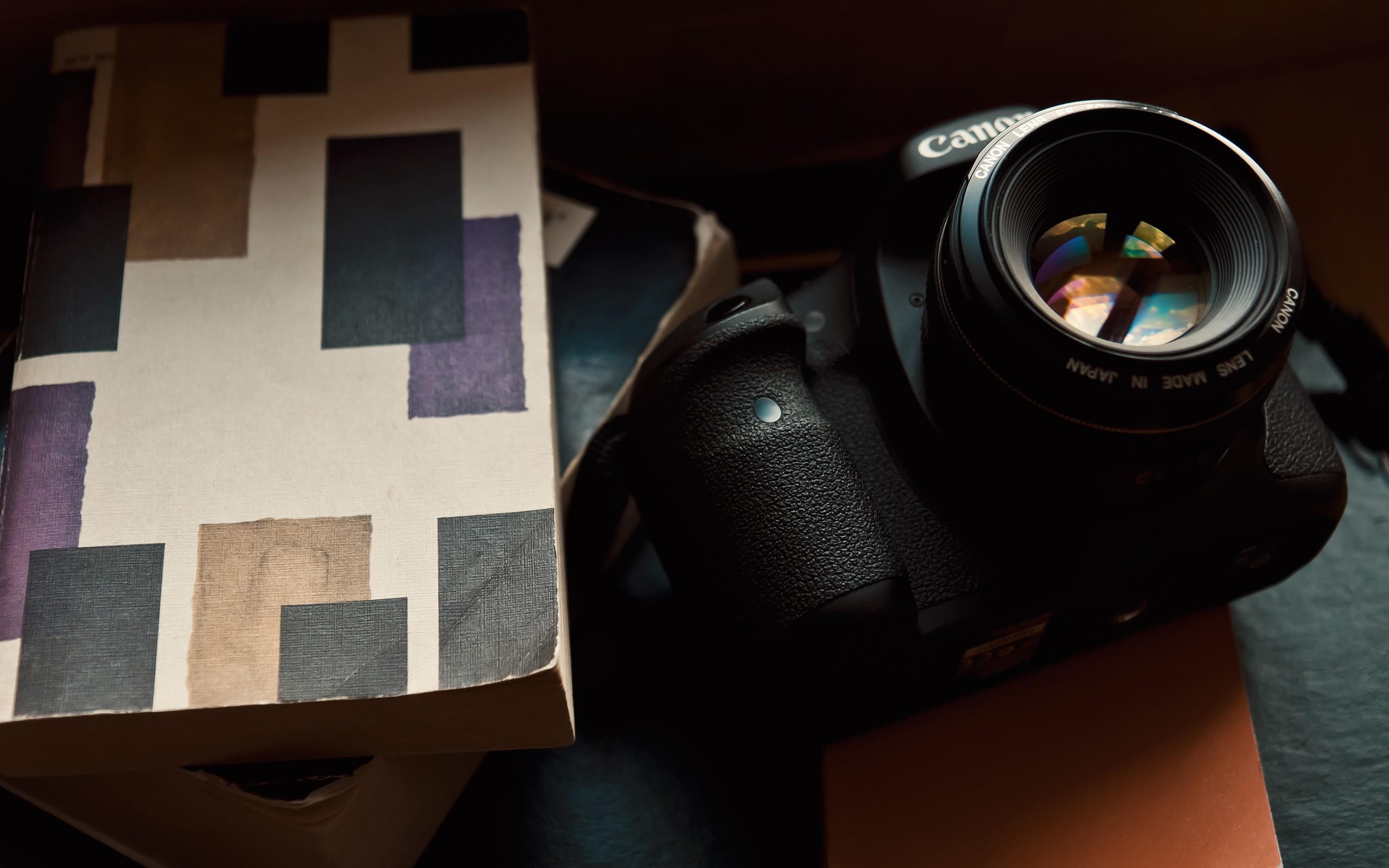Canon DSLR Kamera Hintergrundbilder Canon DSLR Kamera frei fotos 2560x1600