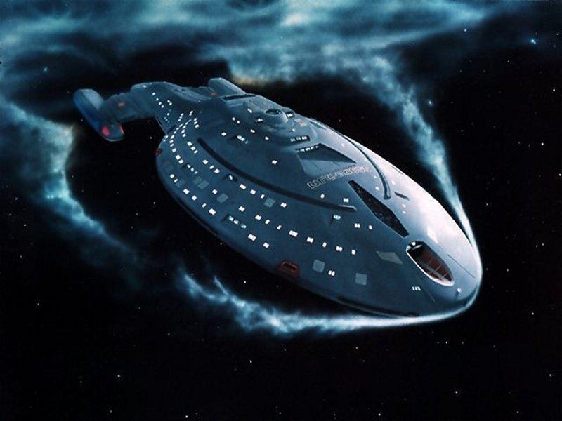 Free Download Voyager Star Trek Voyager Wallpaper 3982035