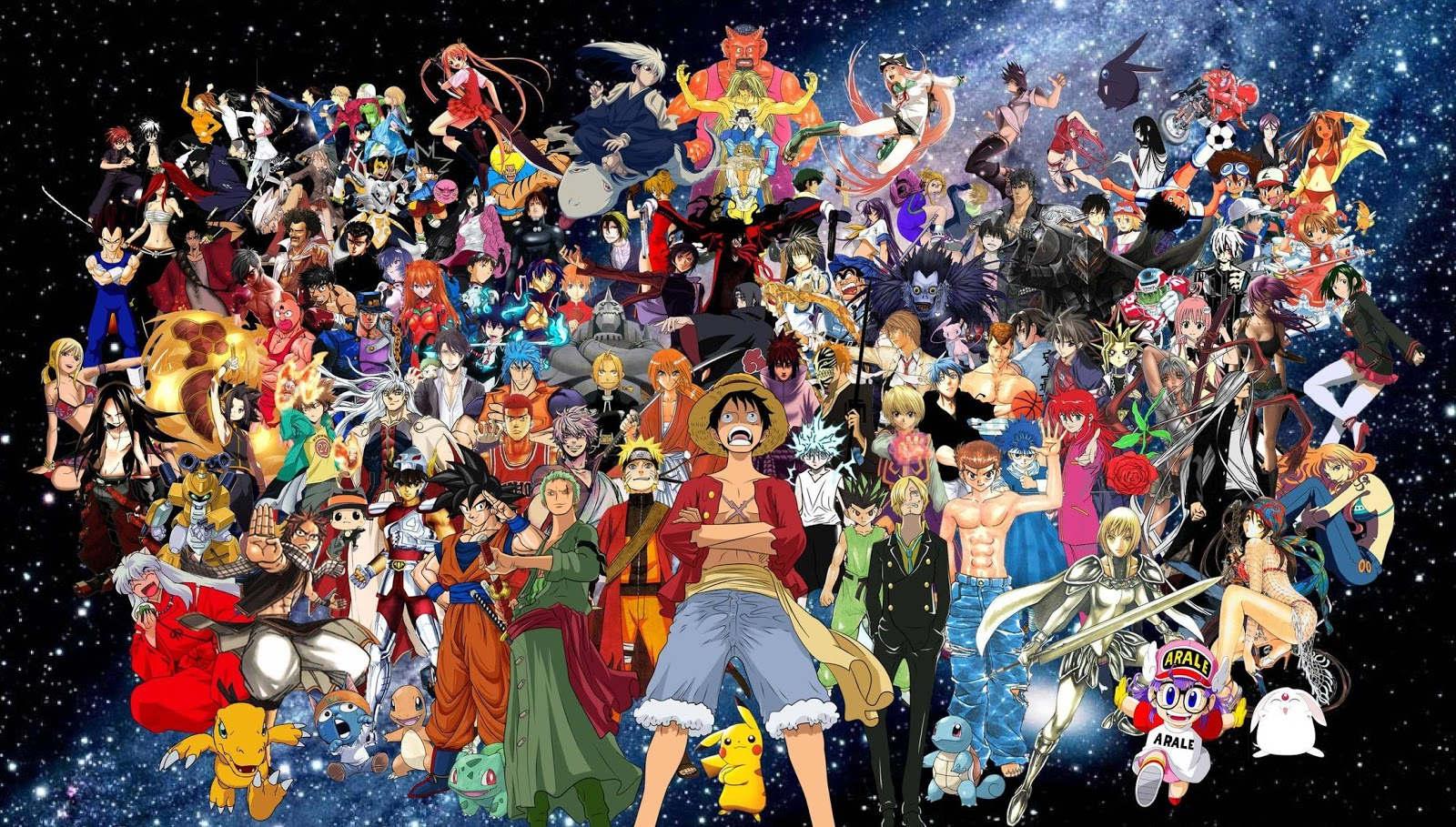 42 all anime characters hd wallpaper on wallpapersafari - Anime picture hd ...