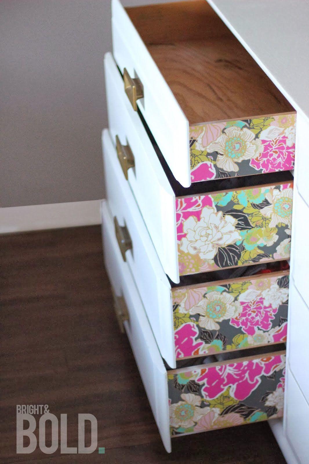 11 Unexpected Ways to Decorate With Wallpaper Dorm dorm dorm 1066x1600