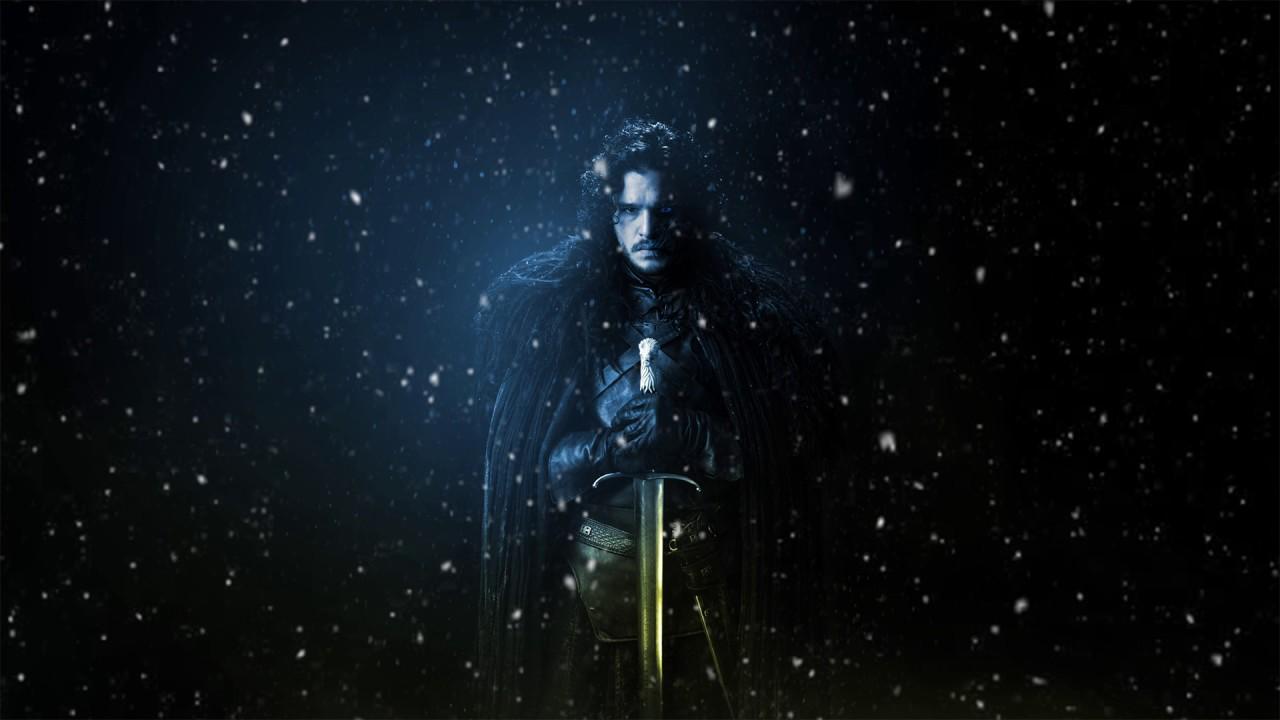 Jon Snow Animated Wallpaper Game of Thrones 1280x720