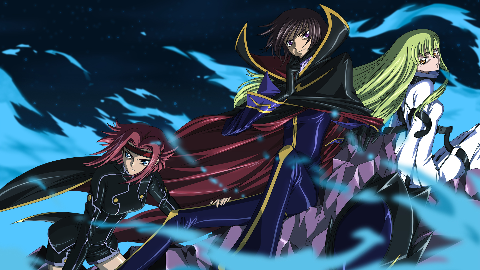 76 Code Geass Wallpapers On Wallpapersafari