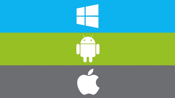 android apples windows 1920x1080 wallpaper Apple Wallpapers 600x337