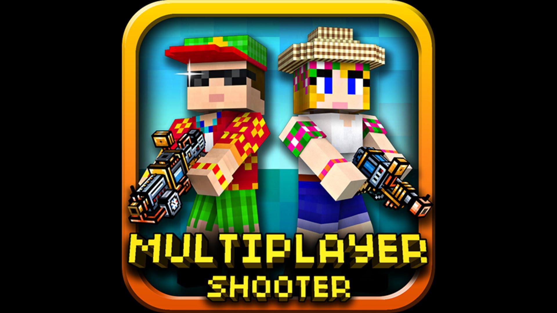 Pixel Gun 3d Wallpaper 910 pixel gun 3d summer update   youtube 1920x1080