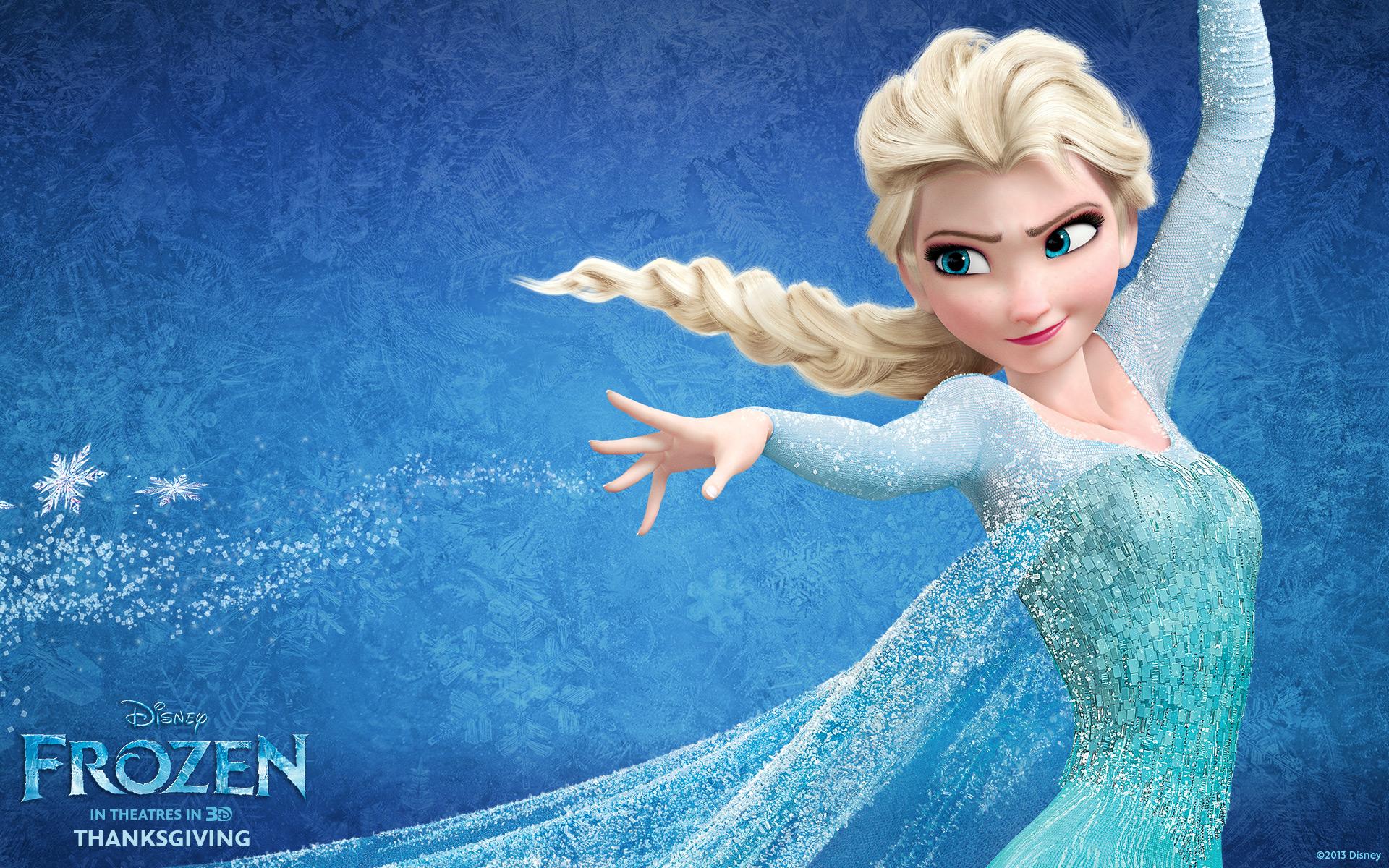 Frozen Elsa Wallpapers HD Wallpapers 1920x1200