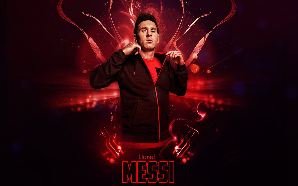 Lionel Messi 20142015 Wallpaper by RakaGFX 1131x707