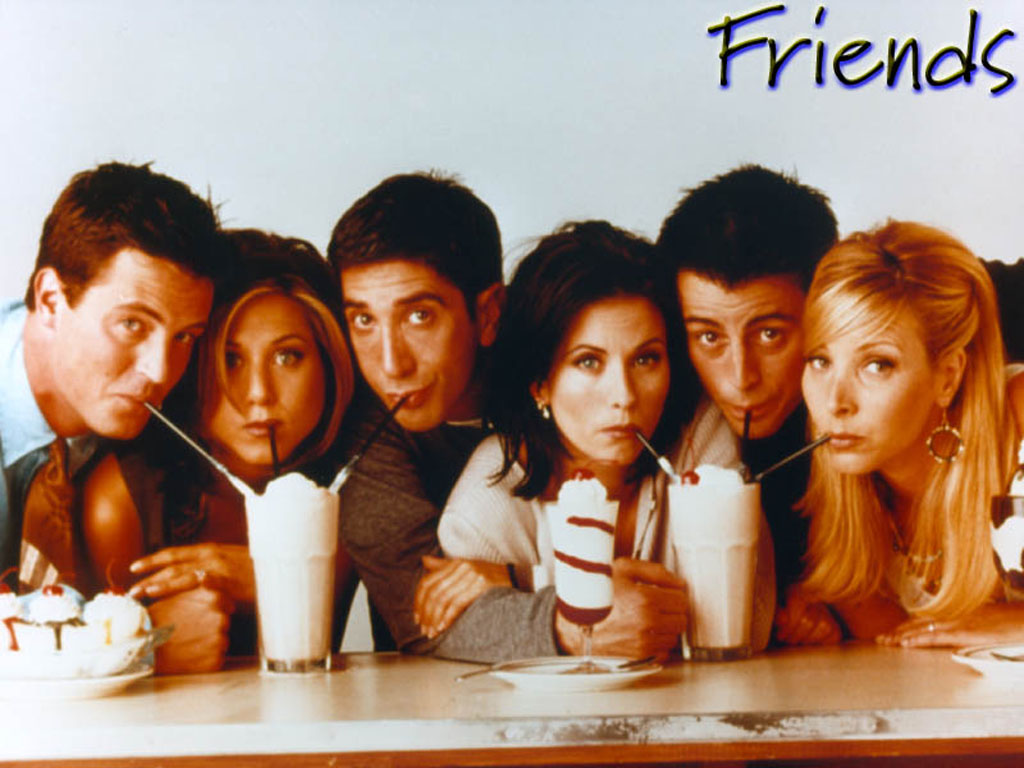 74 Friends Tv Show Wallpapers On Wallpapersafari