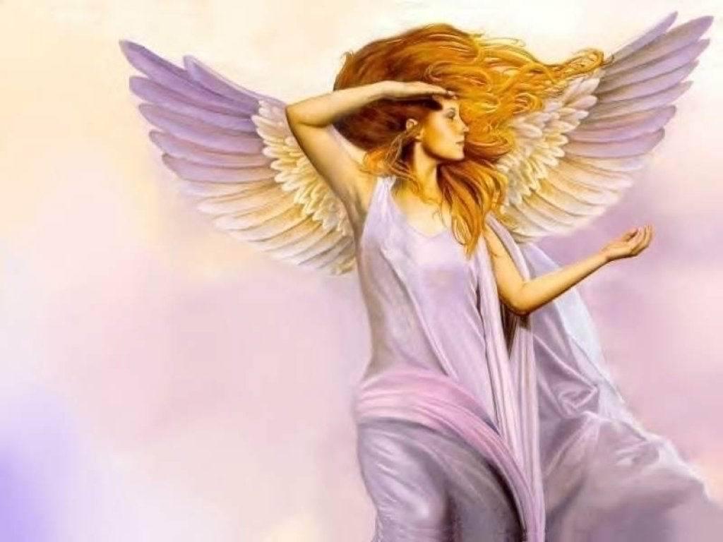 Beautiful Angel   Angels Wallpaper 15683962 1024x768