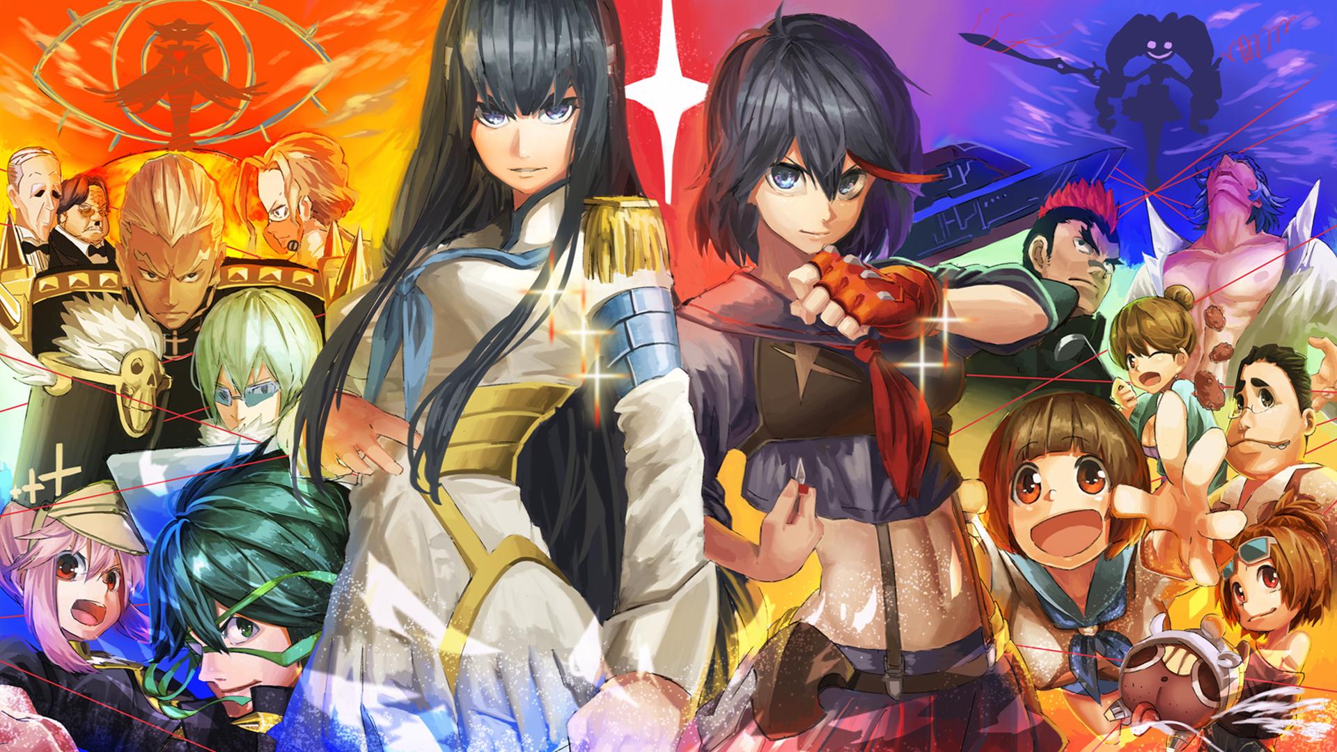 Kill la Kill 1920x1080 Anime 6r Wallpaper HD 1920x1080