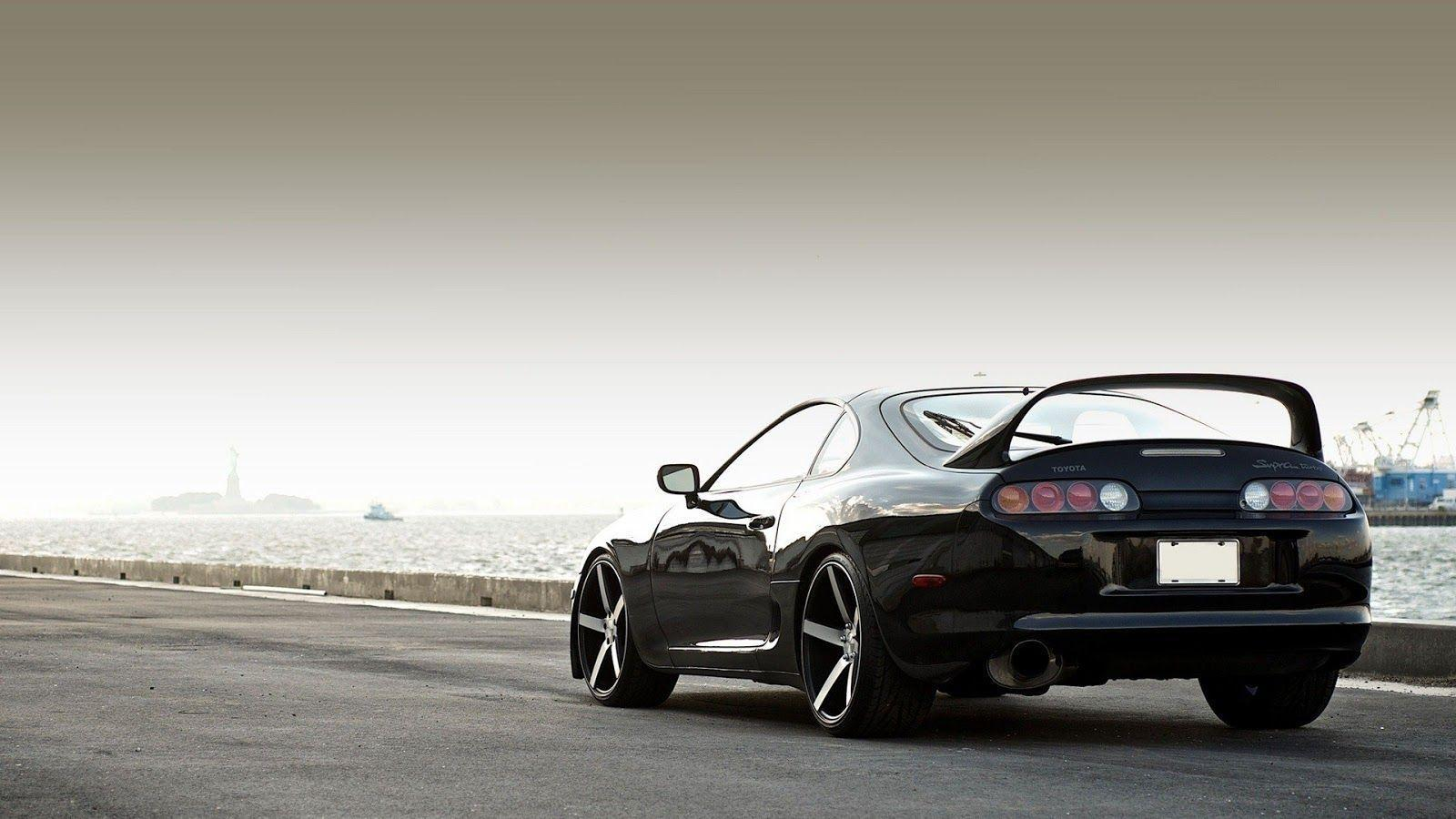 Toyota Supra Wallpapers 1600x900