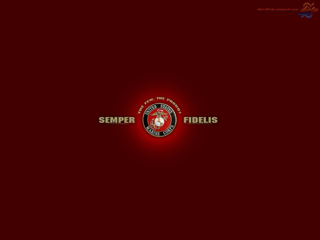 USMC Wallpaper   NOW IN HD by diRty91 1032x774