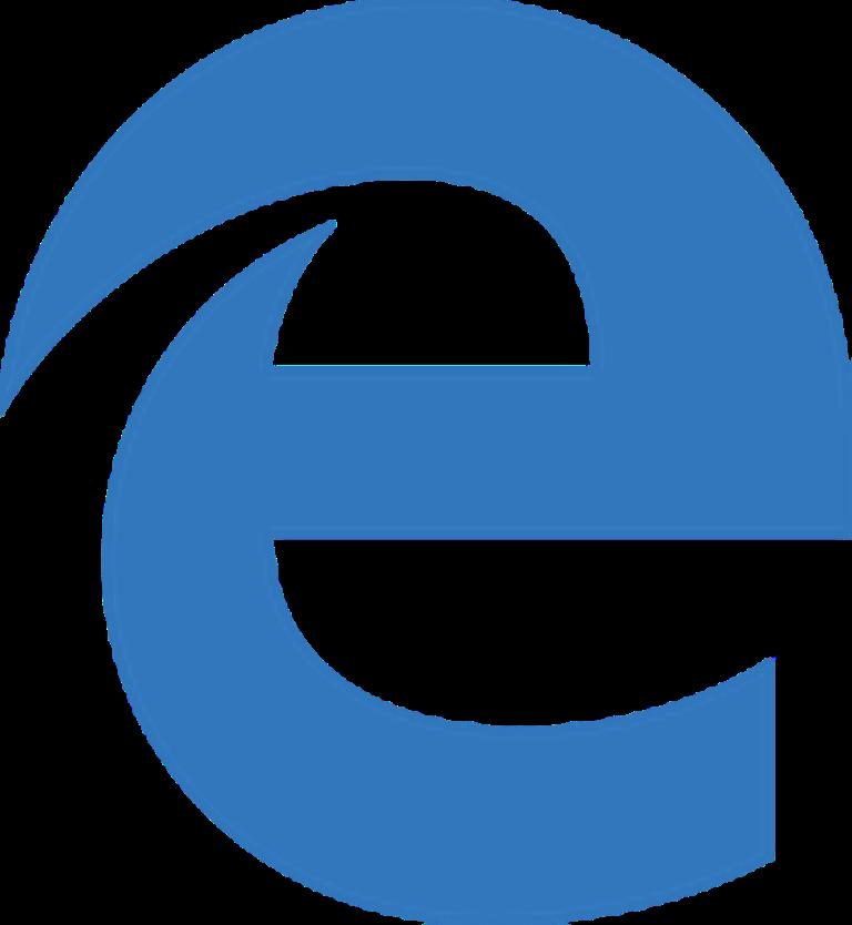 Microsoft Edge Logo 768x834