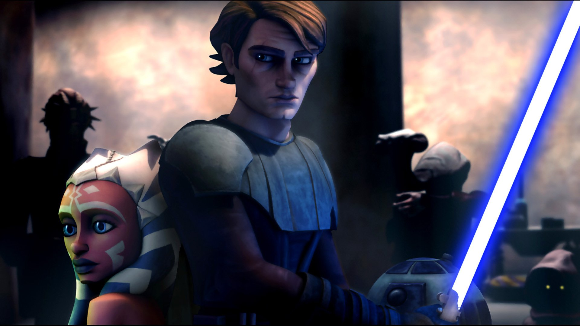 Star Wars The Clone Wars Wallpaper: Star Wars Wallpaper Anakin