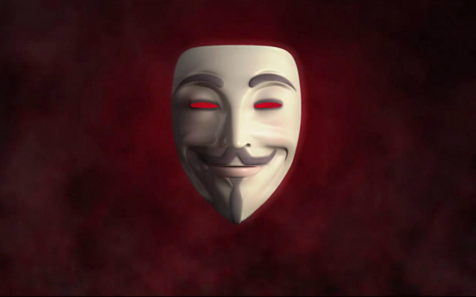 Mask guy fawkes v for vendetta TV wallpapers wwwVvallpapernetjpg 1600x1000