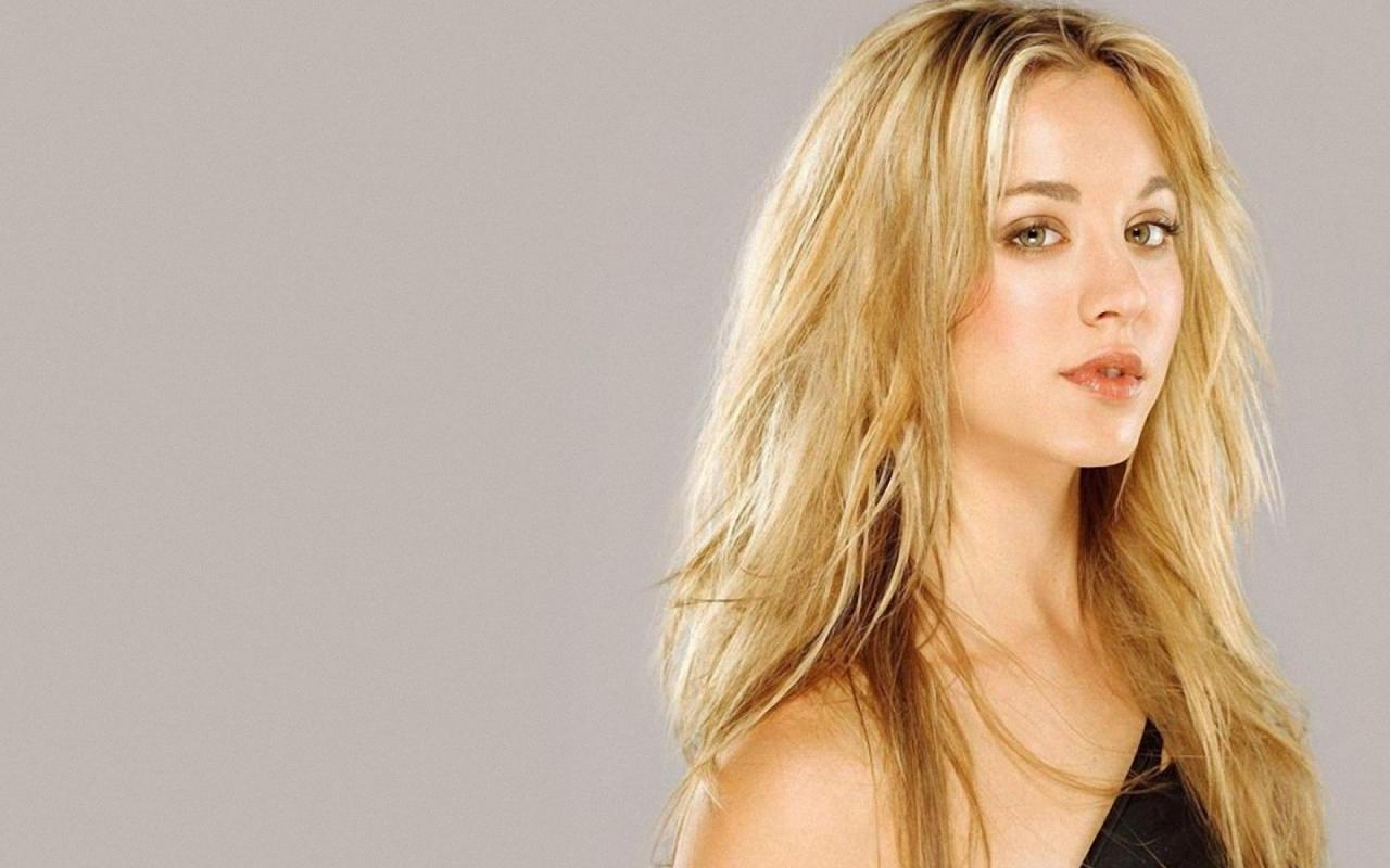 Kaley Cuoco WallpapersKaley Cuoco Wallpapers Pictures Download 1280x800