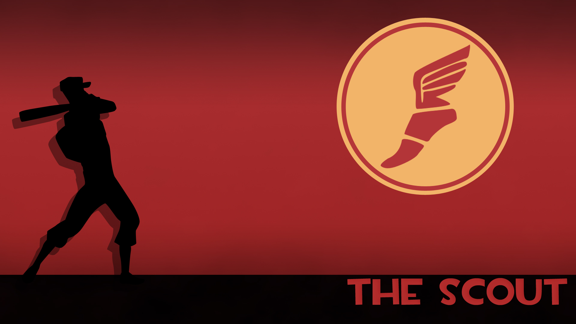 Team Fortress 2 Scout Wallpaper - WallpaperSafari