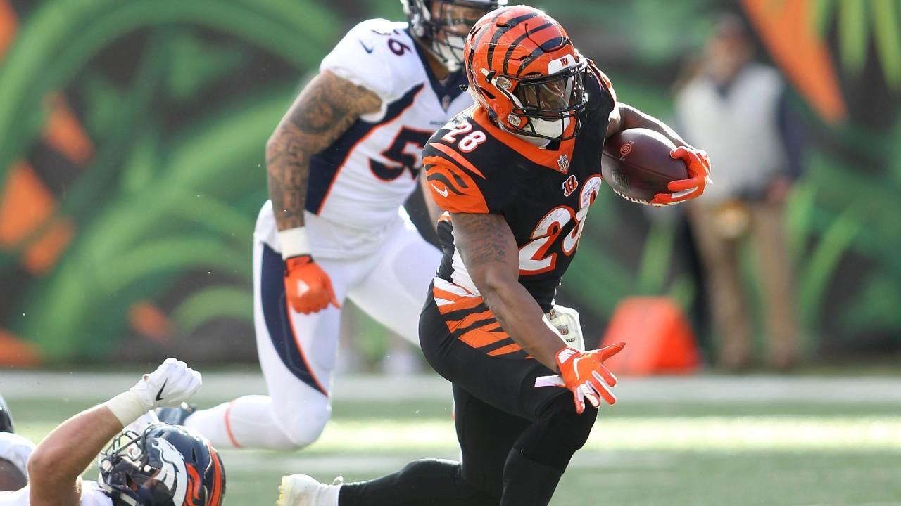 Joe Mixon becomes centerpiece of Bengals depleted offense 1280x720