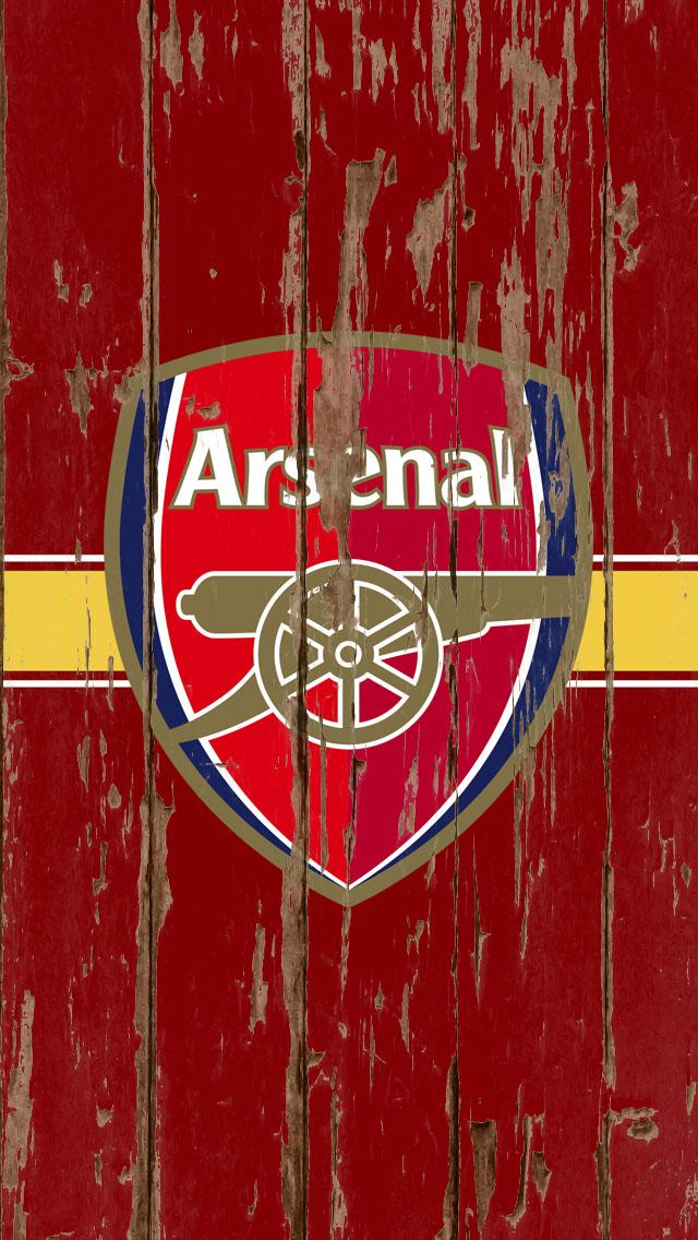 Arsenal Fc Wallpaper For Iphone Wallpapersafari