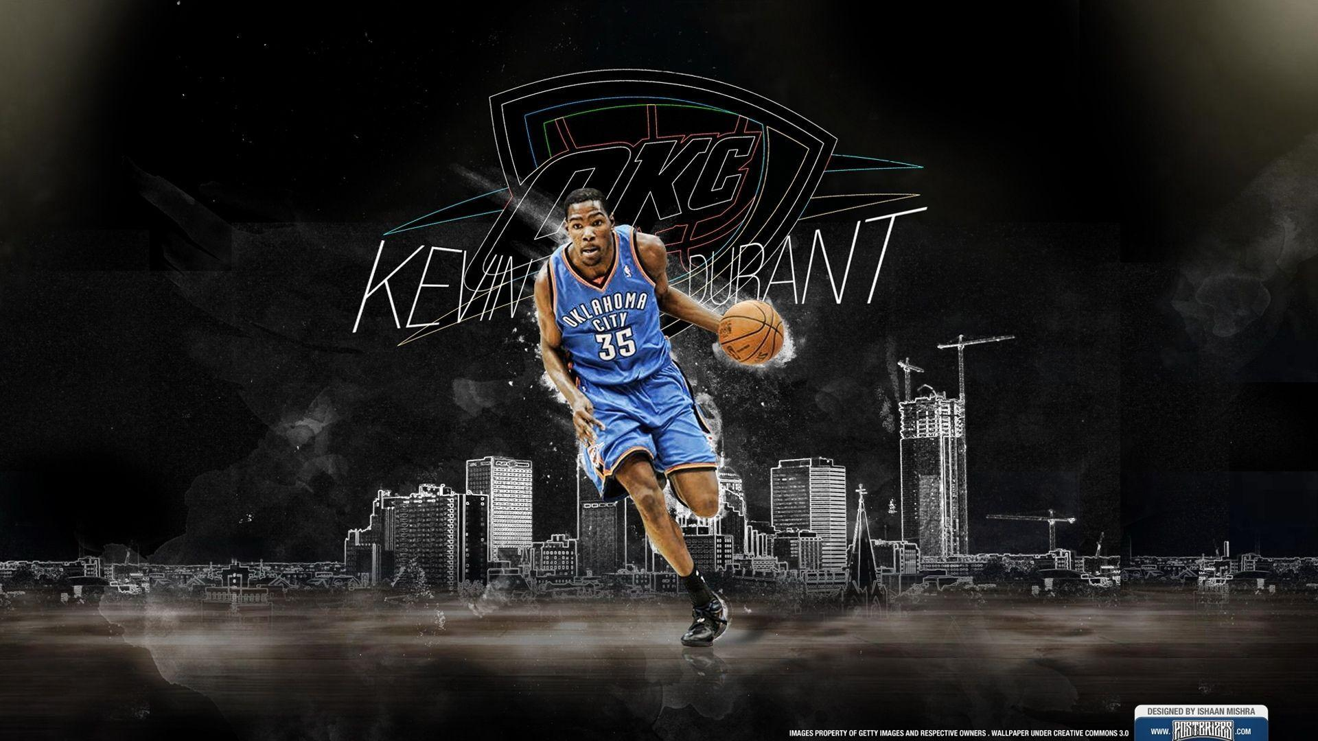 Kevin Durant Dunk Wallpapers 2017 1920x1080