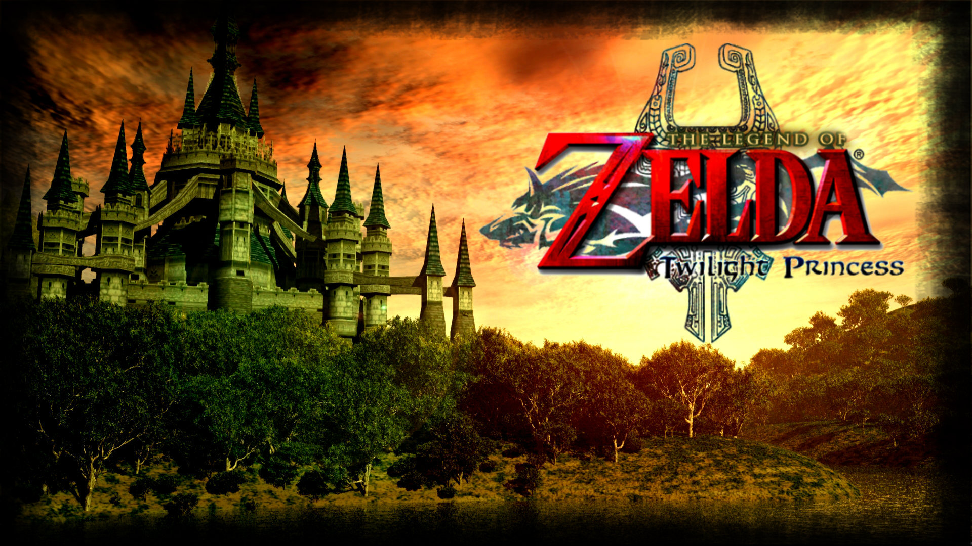 Zelda Twilight Princess Wallpaper by NaziZombiesKiller on 1920x1080