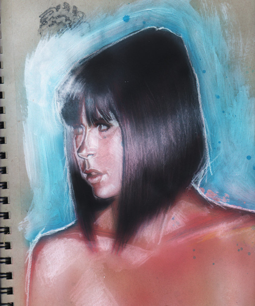 Sarah Barthel of Phantogram by DevonneAmos 816x979