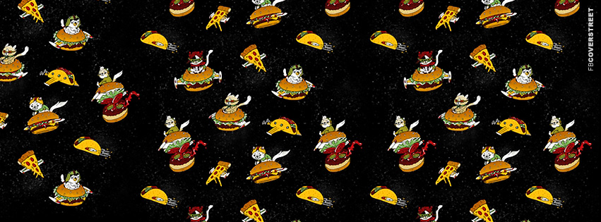 Cat In Space Facebook Cover Images Pictures   Becuo 851x315