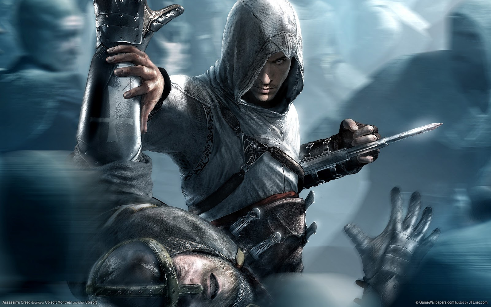 game wallpapers hd assassins creed brotherhood game wallpapers hd 1600x1000