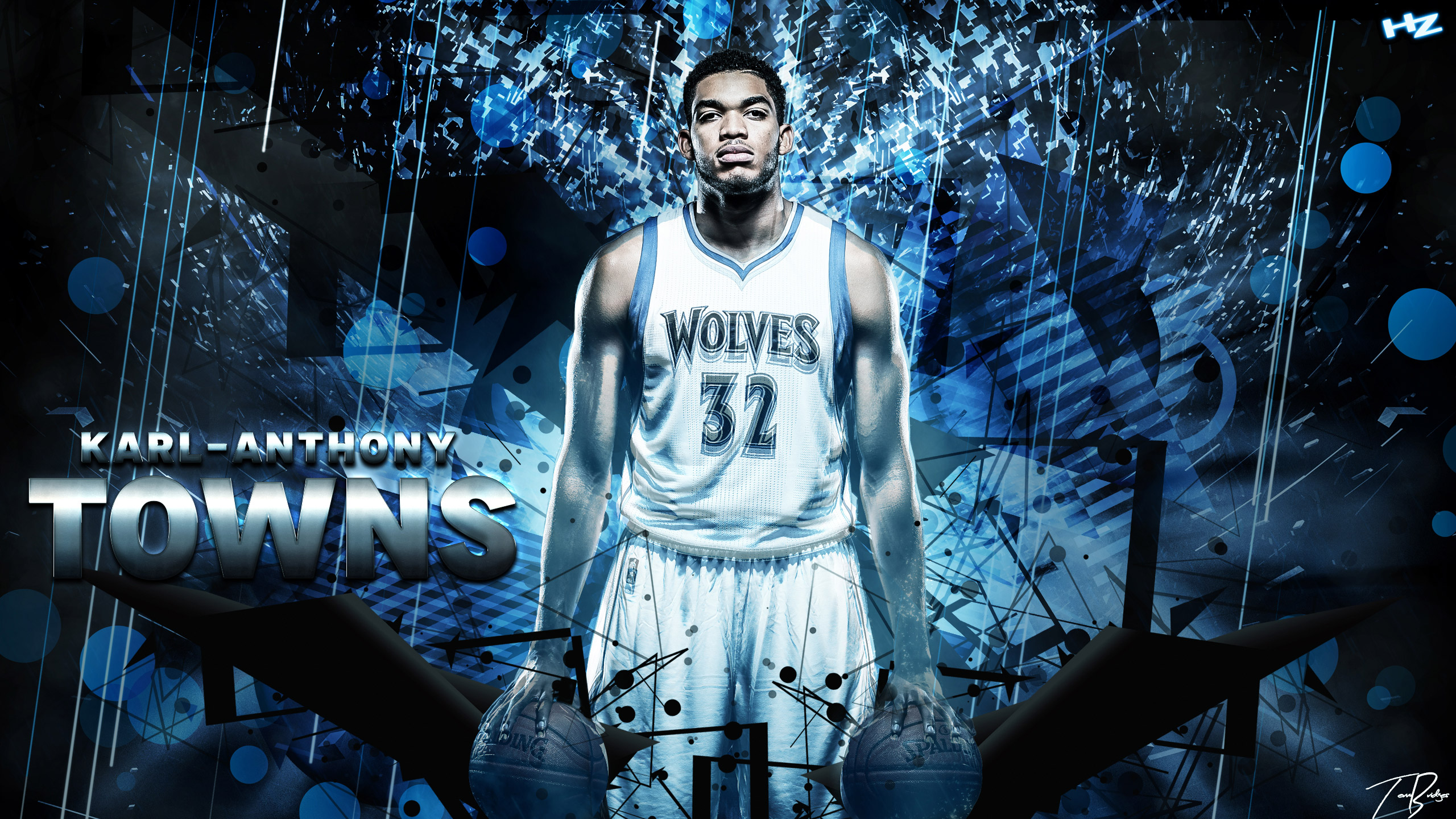 Minnesota Timberwolves Wallpapers Basketball Wallpapers at 2560x1440