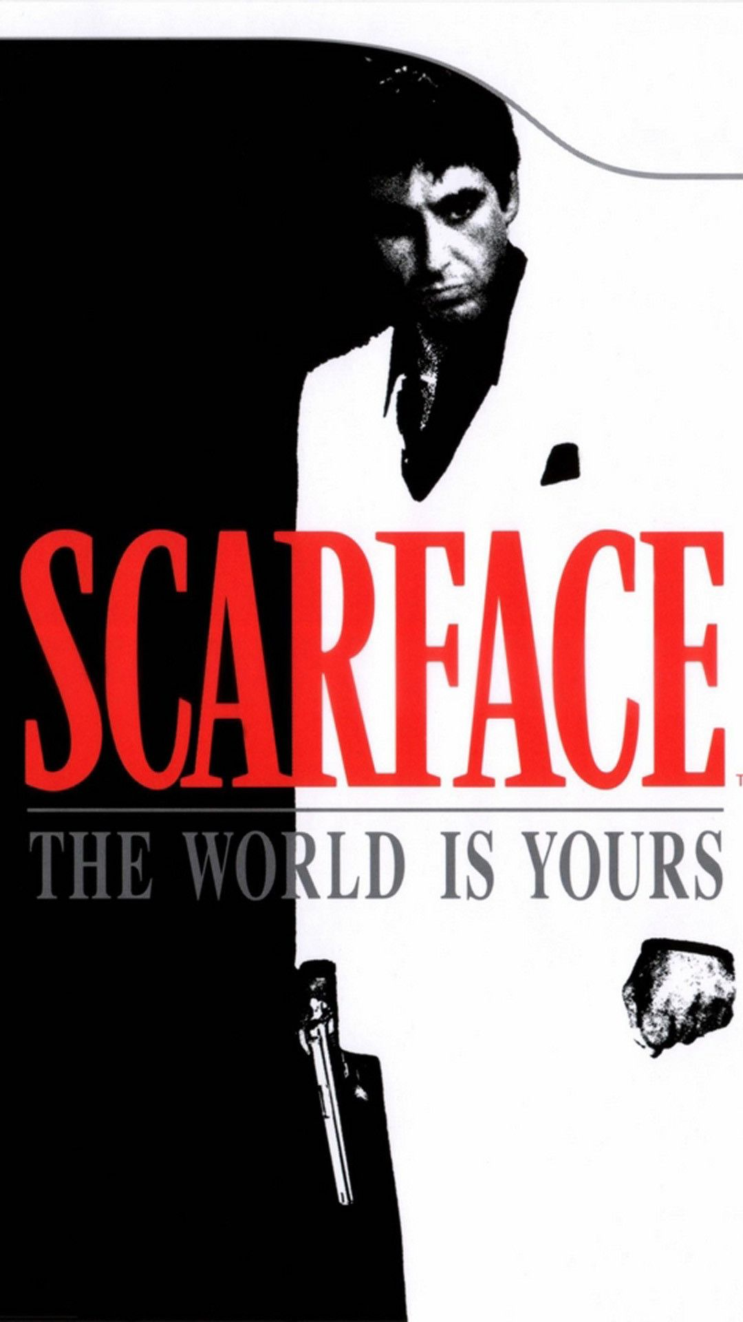 1080x1920 Scarface Wallpapers for Galaxy S5 movie posters 1080x1920