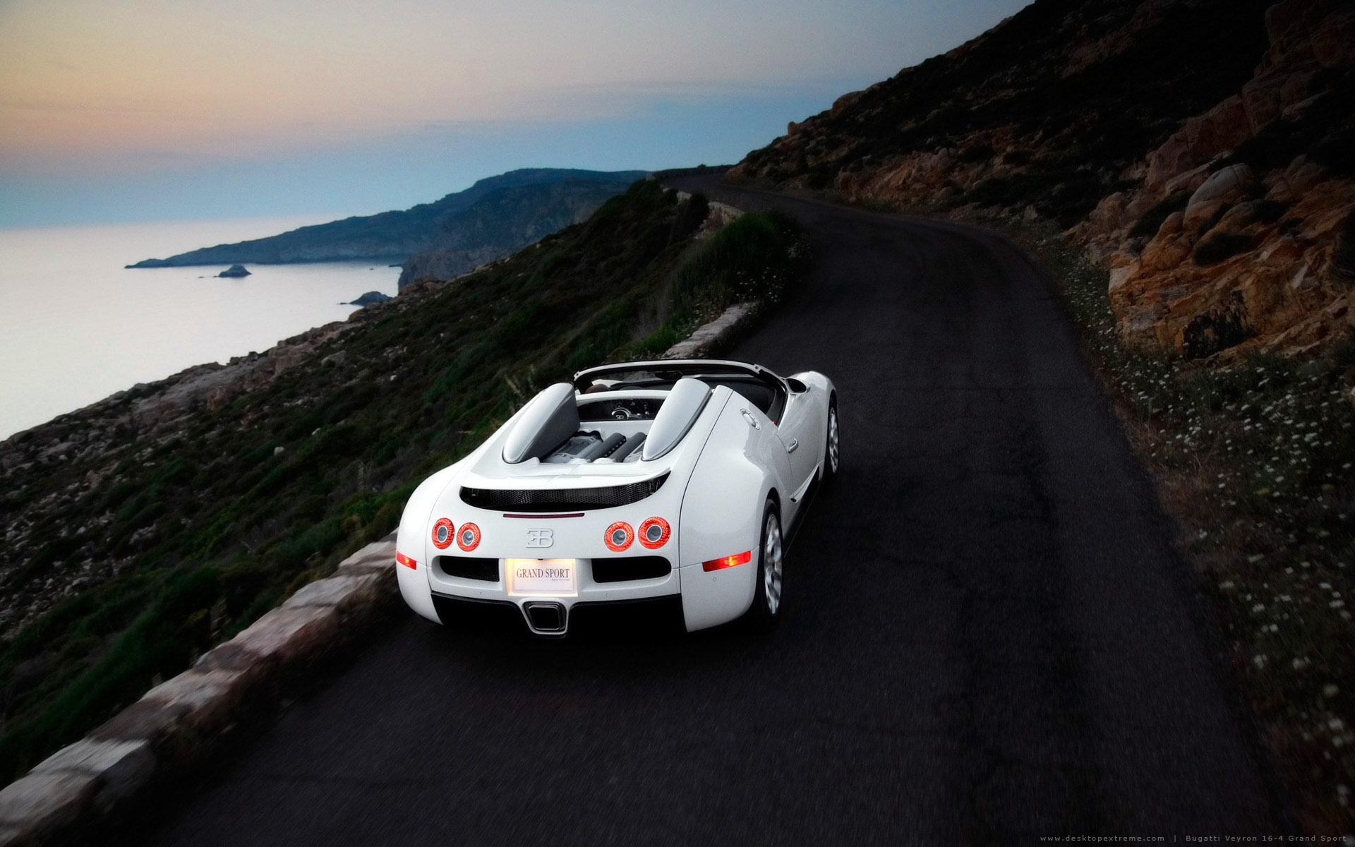 Bugatti Veyron Wallpapers 1920x1200