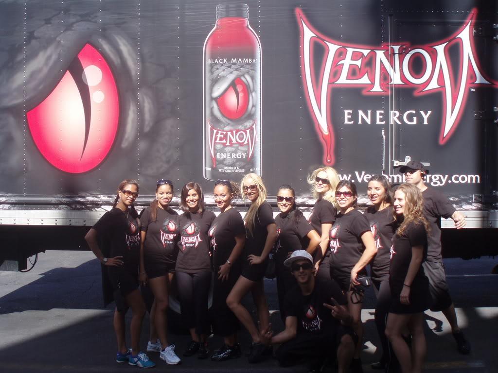 Venom energy coupon