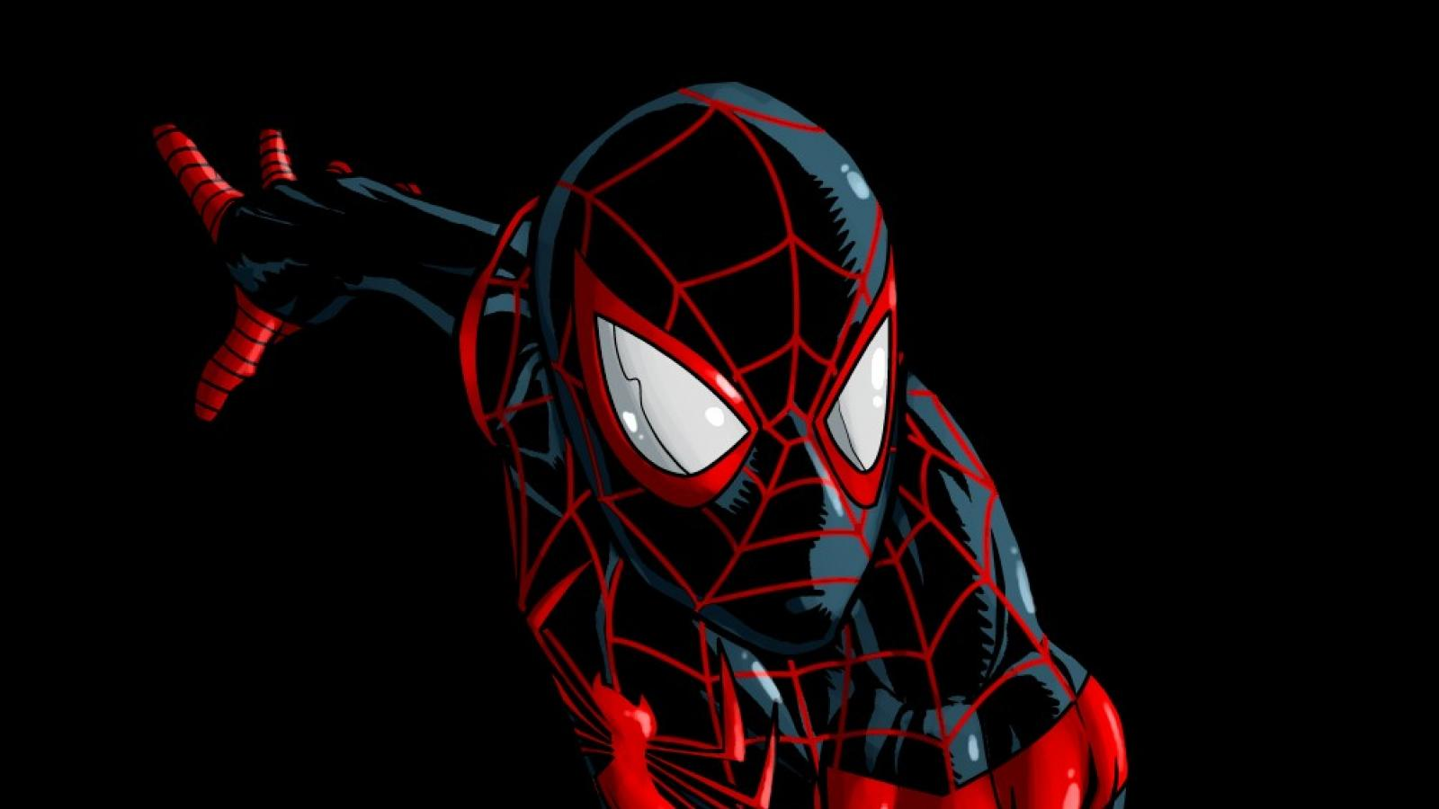 Ultimate spider man iphone wallpaper wallpapersafari - Spiderman iphone x wallpaper ...
