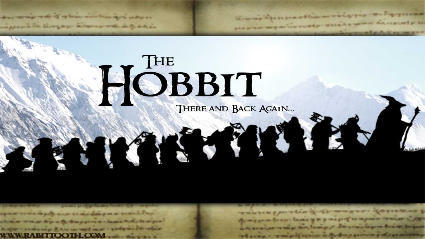 1366x768   fondos de pantalla 1366x768 Wallpapers El Hobbit 1366x768