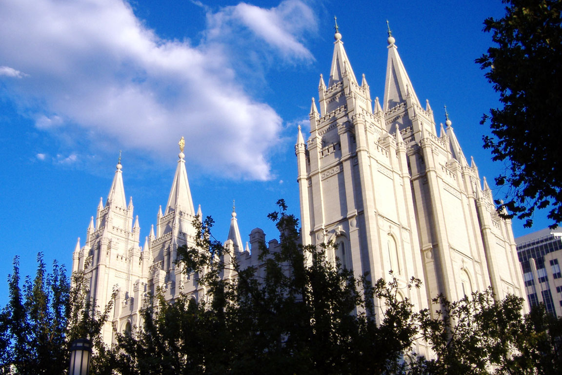 50 salt lake temple wallpaper on wallpapersafari - Lds temple wallpaper ...