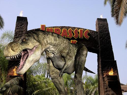 Papel de Parede 3d T rex Wallpaper 500x375