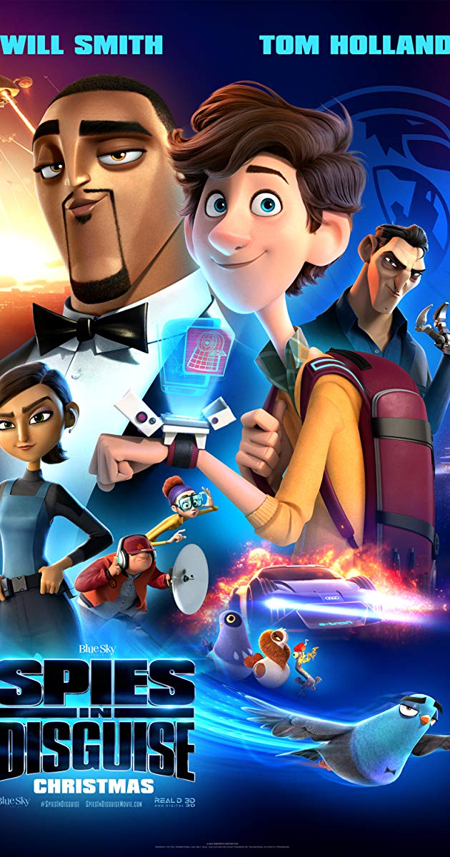 Spies in Disguise 2019   IMDb 630x1200